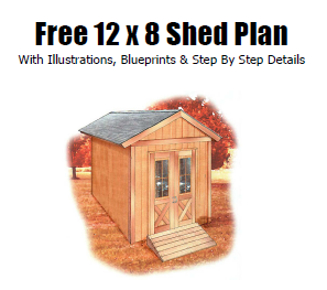Free Shed Plan Report
